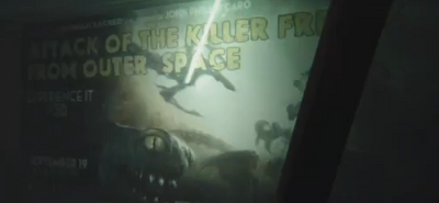 Attack of the killer freaks from outer space