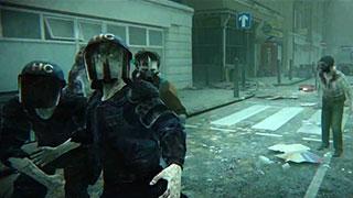 Zombiu полицейский