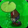 Lily Pad Zombie