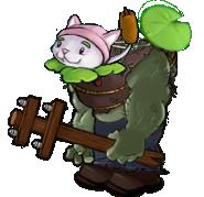 Giga Cattail Zombie