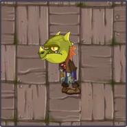 Snap Dragon Zombie