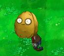 Giant Wall Nut Zombie