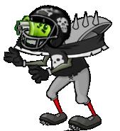 Giga Gatling Pea