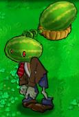 Giga Melon-pult Zombie