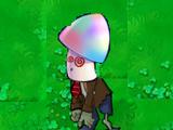 Hypno-shroom Zombie