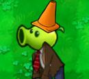 Conehead Peashooter Zombie