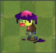 Shadow-shroom zombie