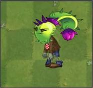 Dusk Lobber Zombie