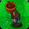 Flower Pot Zombie