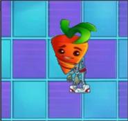 Intensive Carrot Zombie