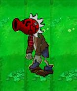 Chainsaw Pea Zombie