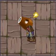 Coconut Cannon Zombie
