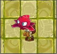 Red Stinger Zombie