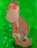 Ground Giga Imitater Zombie