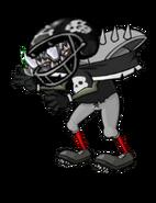 Giga Spikerock Zombie
