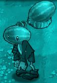 Underwater Melon Pult Zombie