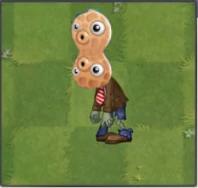 Pea Nut Zombie
