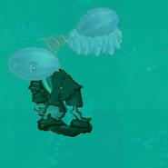 Underwater Winter Melon Zombie