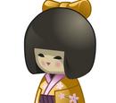 Kokeshi Collectible