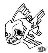Aztec piranha