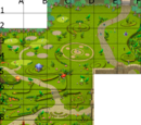 The Village Greens/Map