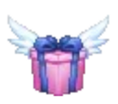 Flying Giftbox