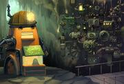Durem mines shop concept