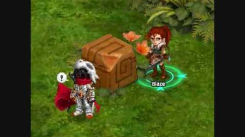 Gaia zOMG - Healing Halo