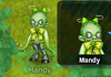 Mandy Halloween