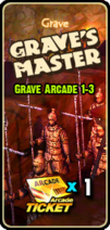 Grave`s Master Active