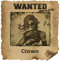 Clown Wanted