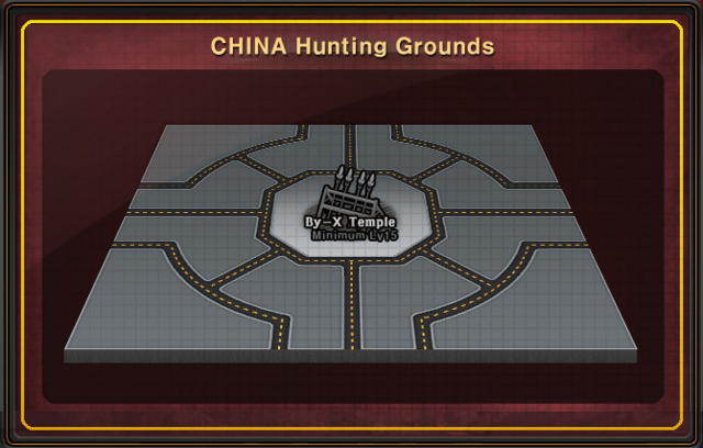 China Hunting Grounds Select