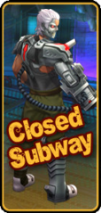 Closed Subway