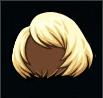 Golden Short Hair