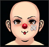 Low Pierrot`s Face Lilru