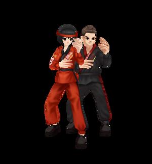 Class Hapkido