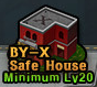 Safe House Icon Active