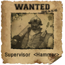Supervisor Wanted