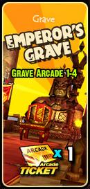 Emperor`s Grave Active