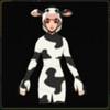 Cow Suit Female