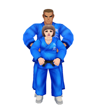 Class Judo