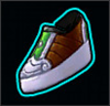 Strong Jade Warrior`s Shoes Female