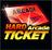 Hard Arcade Ticket