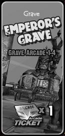 Emperor`s Grave Passive