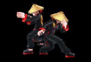 Class Kung-Fu