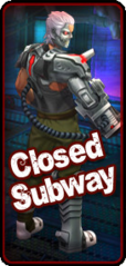 Closed Subway Passive