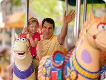 Sunny Day Carousel 460x345