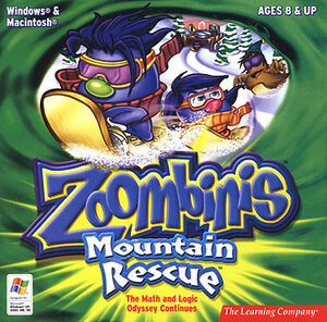 Mountain Rescue Cover