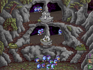 Stone Cold Caves
