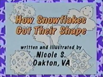 HowSnowflakesGotThereShape